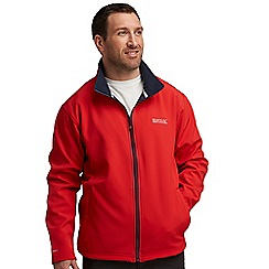 Regatta - Red (navy) cera softshell jacket