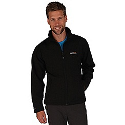 Regatta - Black(black) cera softshell jacket