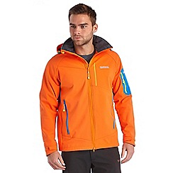 Regatta - Magma orange hewitts softshell jacket