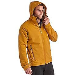 Regatta - Mustard frostburg softshell jacket