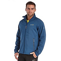 Regatta - Blue wing nebraska softshell jacket