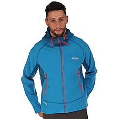 Regatta - Blue borneo hybrid jacket
