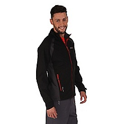 Regatta - Black morona hybrid jacket
