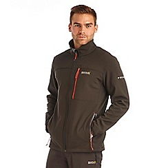 Regatta - Black northbank ii softshell