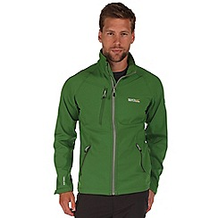 Regatta - Green nielson softshell jacket
