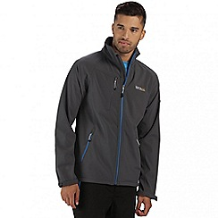 Regatta - Grey Nielsen softshell jacket