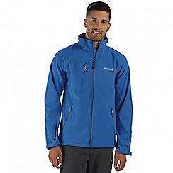 Regatta - Blue Nielsen softshell jacket