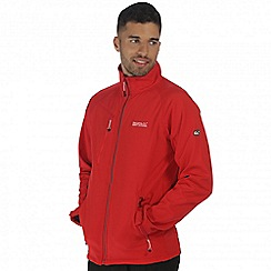 Regatta - Red Nielsen softshell jacket