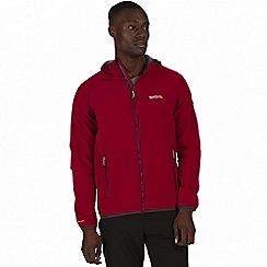Regatta - Red 'Arec' softshell jacket