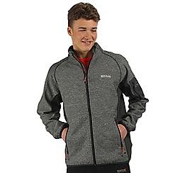 Regatta - Grey Farway hybrid jacket