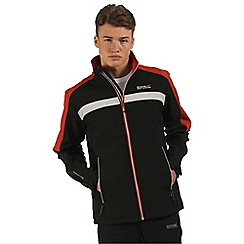 Regatta - Red Parkley softshell jacket