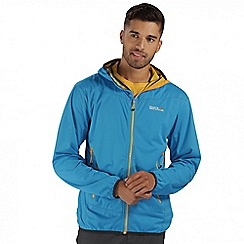 Regatta - Blue static softshell jacket