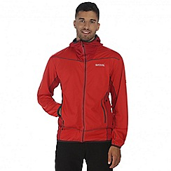 Regatta - Red static softshell jacket