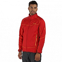 Regatta - Red sumatra softshell jacket