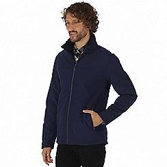 Regatta - Blue 'Castiel' softshell jacket