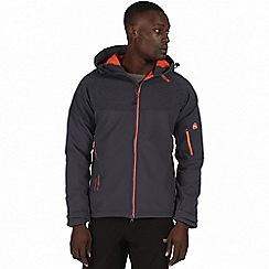 Regatta - Grey 'Hewitts' softshell jacket