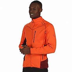 Regatta - Orange 'Diego' softshell jacket