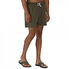 Regatta - Olive mawson swim shorts