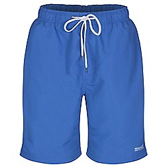 Regatta - Strong blue mawson swim short