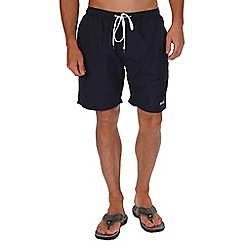 Regatta - Navy mawson swim short