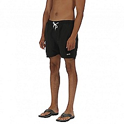 Regatta - Black mawson swim short