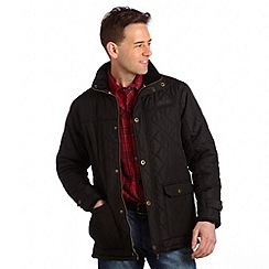 Regatta - Black rigby jacket