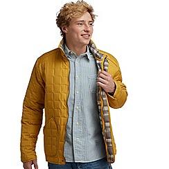 Regatta - Mustard lennon quilted jacket