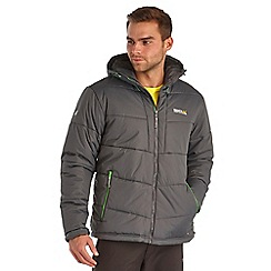 Regatta - Seal grey chesterton padded jacket