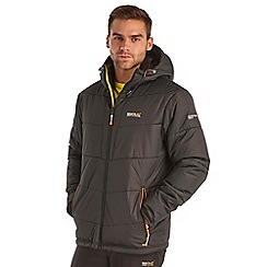 Regatta - Black chesterton padded jacket