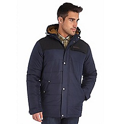 Regatta - Navy winterwarm quilted jacket