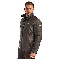 Regatta - Black icebound quilted jacket