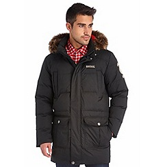 Regatta - Black andram down jacket