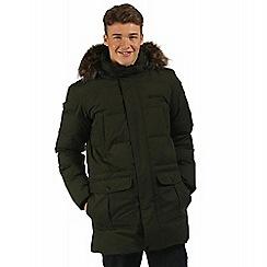 Regatta - Green Andram down jacket