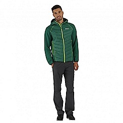 Regatta - Green andreson hybrid jacket