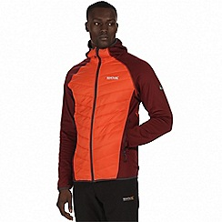 Regatta - Orange 'Andreson' waterproof insulated jacket