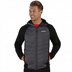 Regatta - Black andreson hybrid jacket