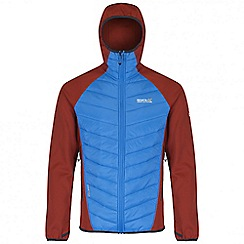 Regatta - Orange andreson hybrid jacket