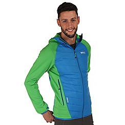 Regatta - Blue andreson hybrid jacket