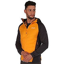 Regatta - Yellow andreson hybrid jacket