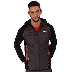 Regatta - Black/grey andreson hybrid jacket
