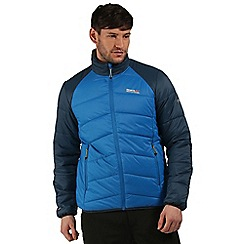 Regatta - Blue Icebound lightweight jacket