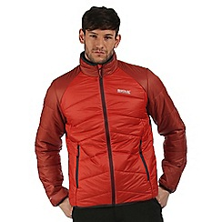 Regatta - Orange Icebound lightweight jacket