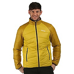 Regatta - Yellow Icebound lightweight jacket