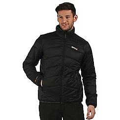 Regatta - Black Icebound lightweight jacket