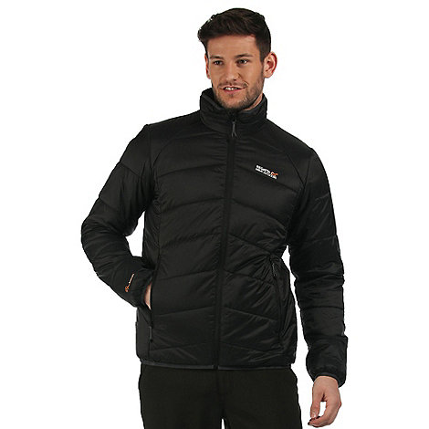 Regatta Black Icebound lightweight jacket | Debenhams