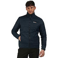 Regatta - Navy Zyber quilted jacket