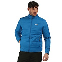 Regatta - Blue Zyber quilted jacket