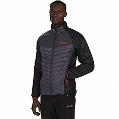 Regatta - Grey 'Halton' lightweight jacket