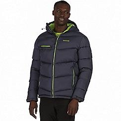 Regatta - Grey 'Nevado' insulated jacket