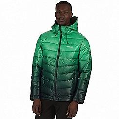 Regatta - Green 'Azuma' insulated jacket